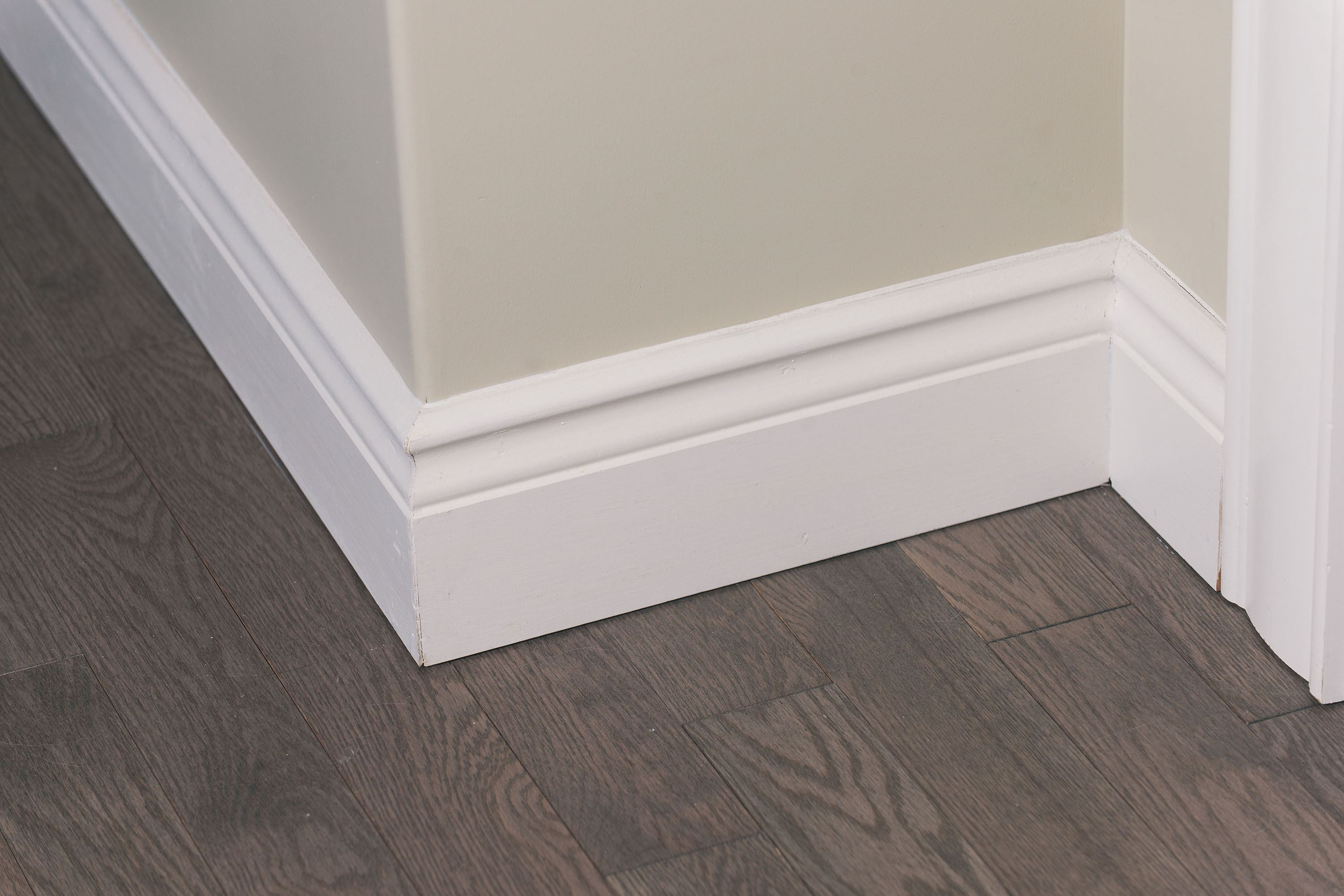paint installing com molding in charming x the flooring wooden to mtmbilab master floor with how and baseboard living bedroom for room