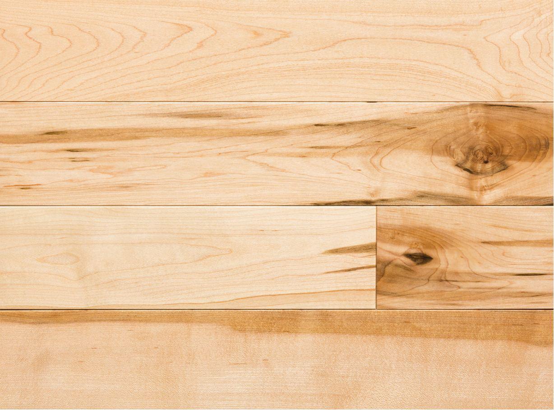 3 1 4 Maple Pro Series Hardwood Flooring Natural